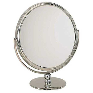 Table mirror round