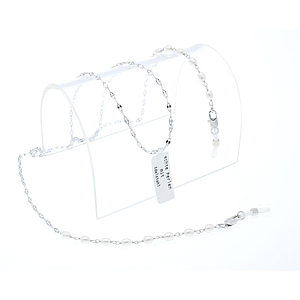 pearl dream chain white
