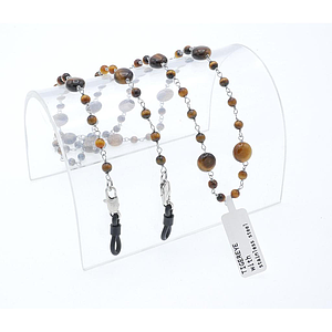 stone dream chain tiger eye