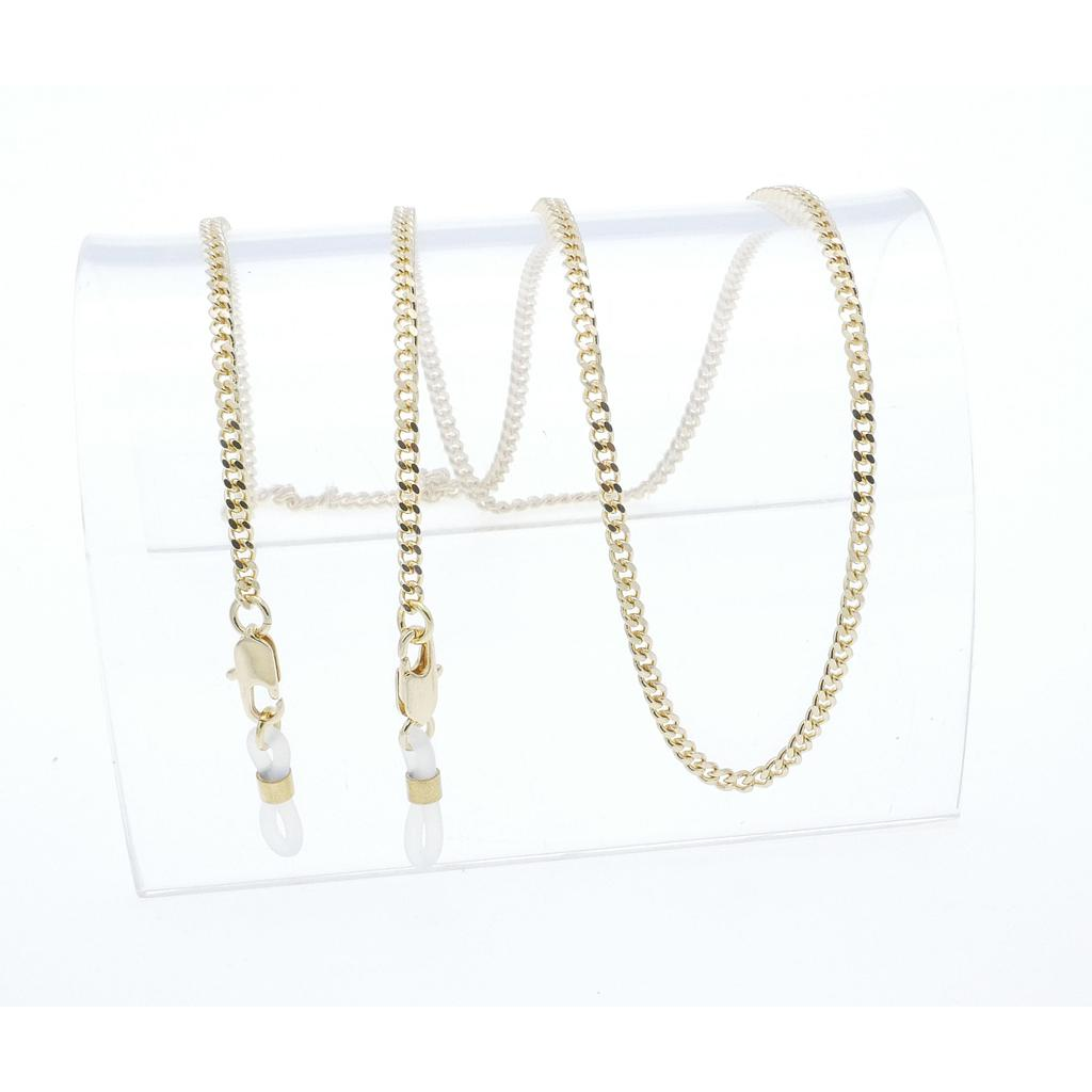 classic metal chain gold