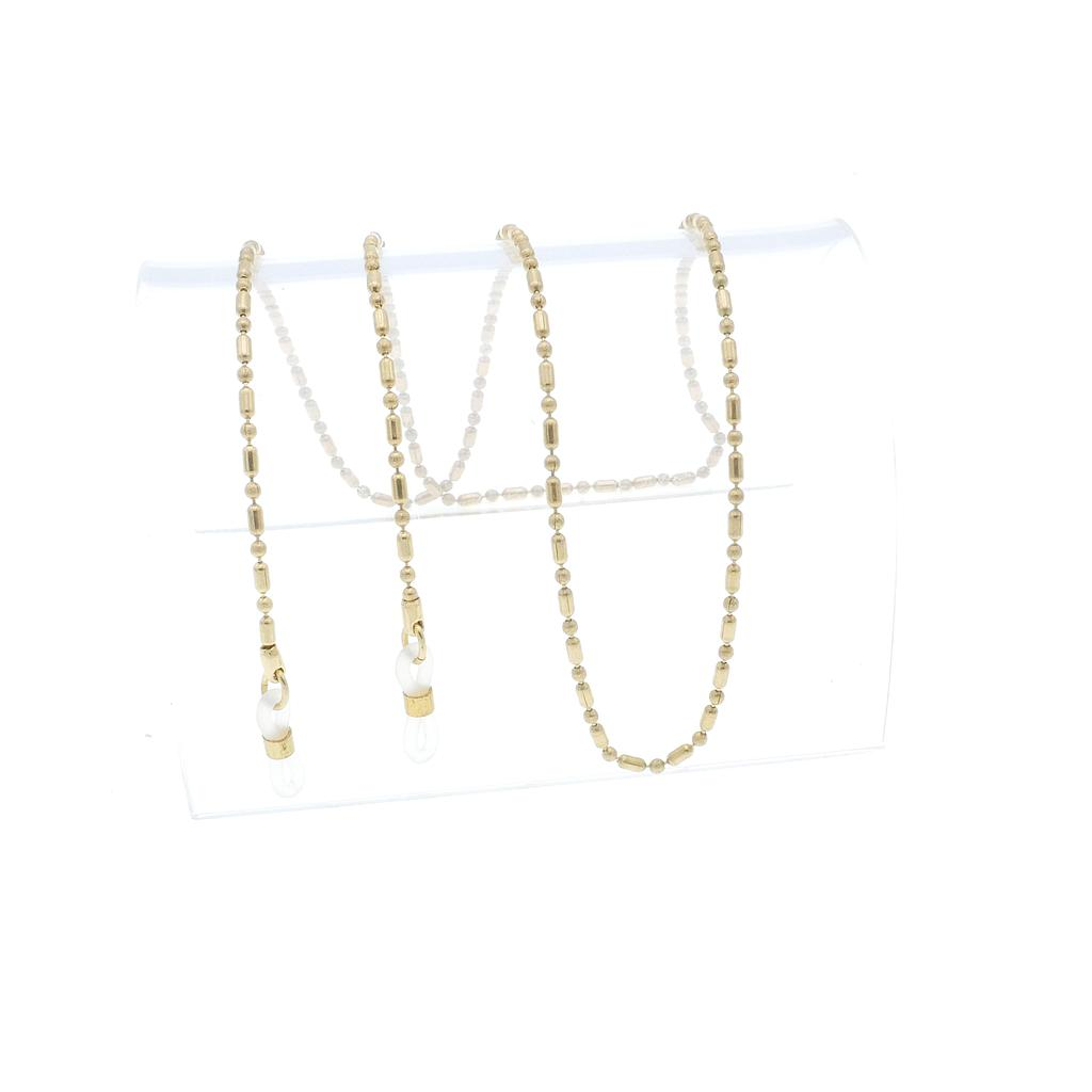 ball chain gold